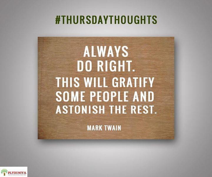 #ThursdayThoughts - http://ift.tt/1HQJd81