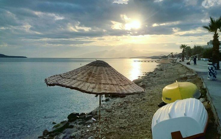 Urla, İzmir konumunda Çeşmealtı Sahil