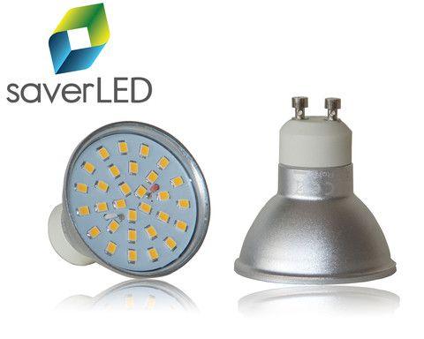 Foco LED, tipo Spotlight 6W SMD DIMEABLE, remplazo directo de foco halogeno de 50W