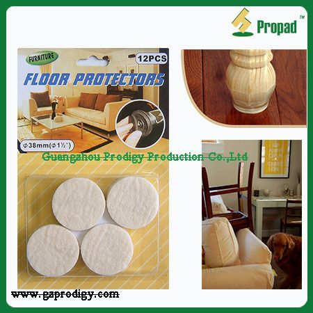 Adhesive Felt Pads For Furniture Legs Pads