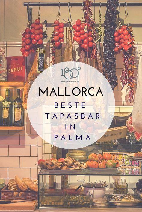 Mallorca Tapas Bar in Palma – La Rosa Vermuteria