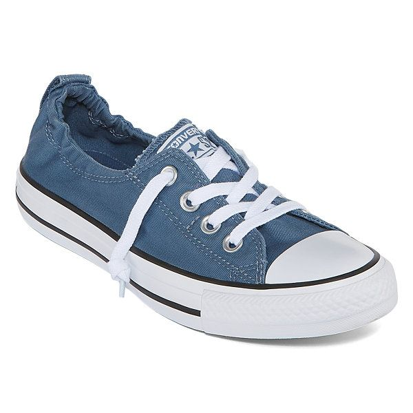 ca6e41ea438e Converse Chuck Taylor All Star Shoreline Slip-On Sneakers Womens Sneakers -  JCPenney