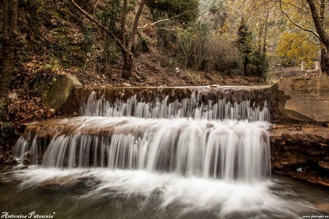 Sedountas River Of Lesvos Island