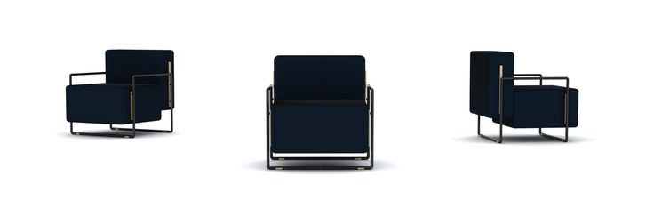 suit lounge chair