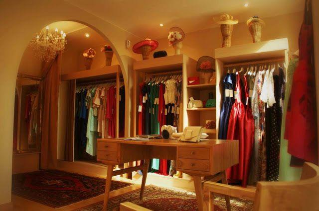 Interiorismo y Decoracion Lola Torga: Diseño de tienda de moda y complementos