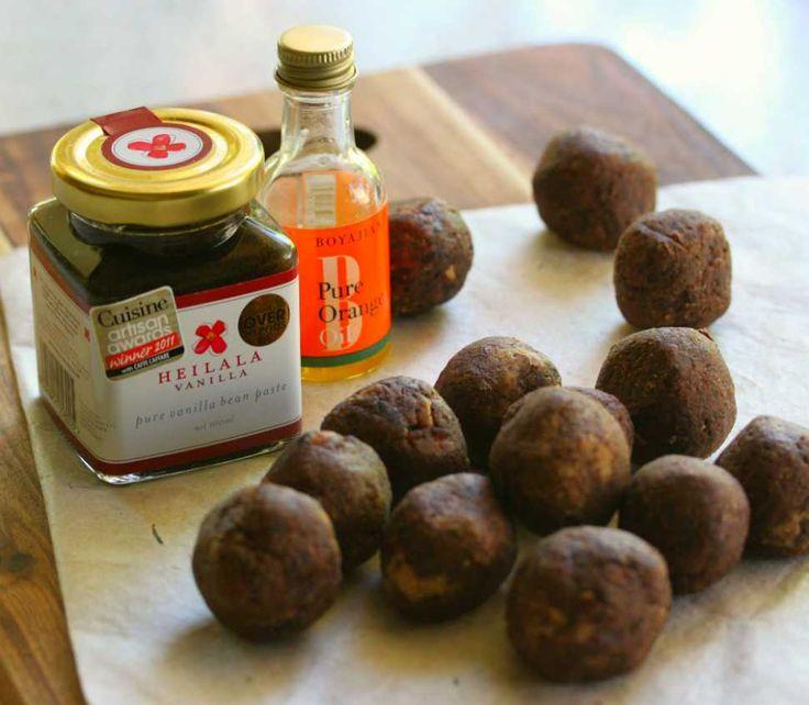 Jaffa Crio Bru Antioxidant Bites - Cooking with Tenina