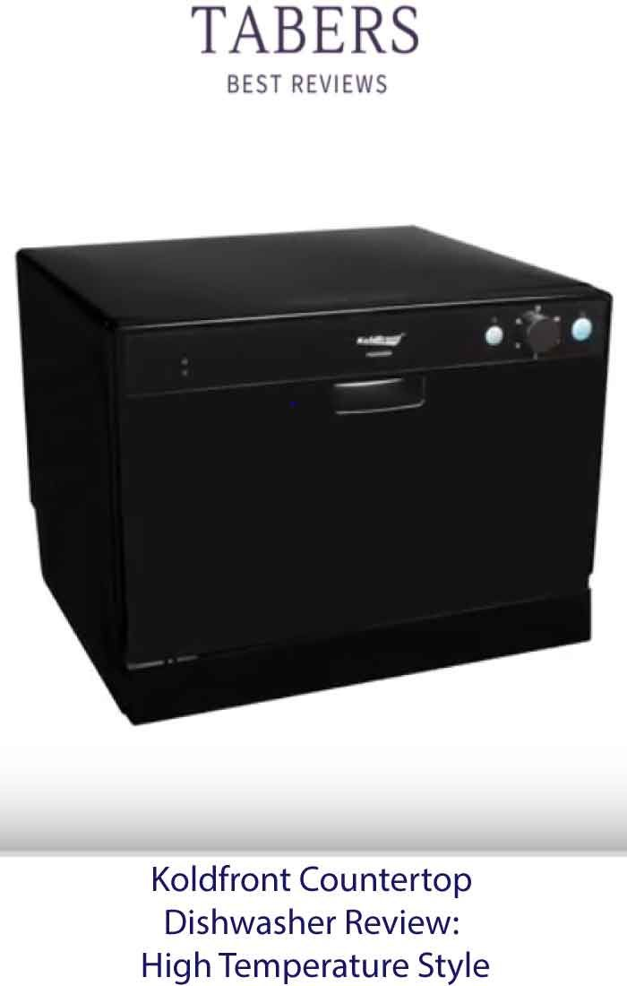 Are YOU Thinking About Getting A Countertop Dishwasher? DISCOVER The Benefits Of Owning A Countertop Dishwasher In This Informative Koldfront Countertop Dishwasher Review.