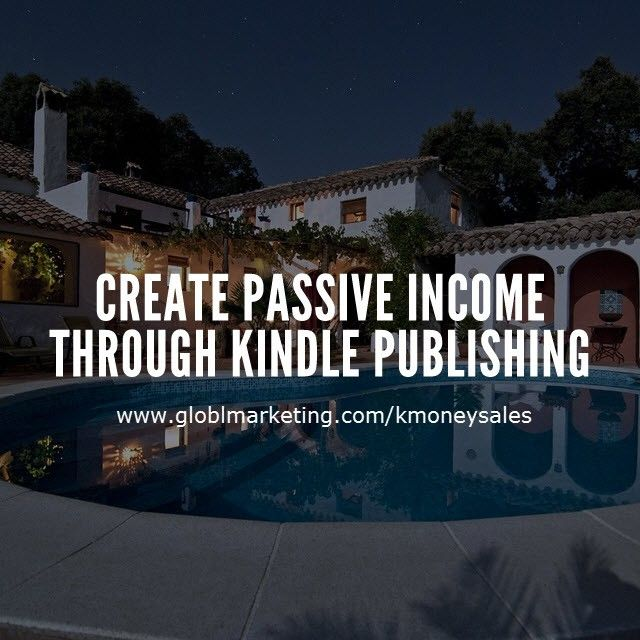 Tired of the 9 to 5 grind? K Money Mastery has helped hundreds of ordinary people earn passive income and transform their lives through publishing Kindle books on Amazon