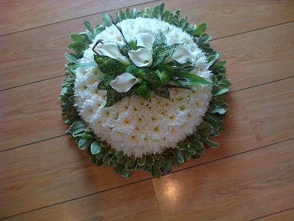 cala posy pad @paris rose florist