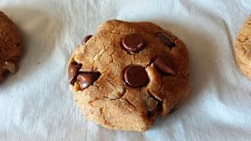 The Belly Fat Cure...PurpleRosy Style...: Peanut Butter Chocolate Chip Cookies