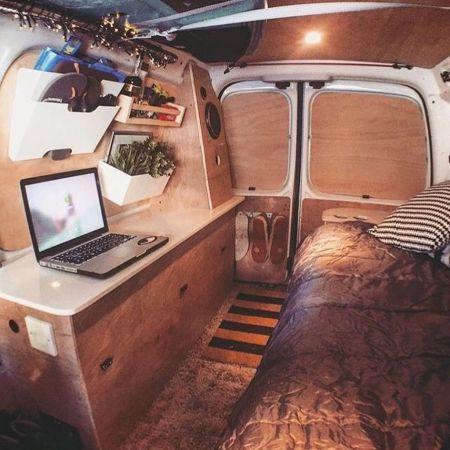 Camper Van Conversions DIY 76