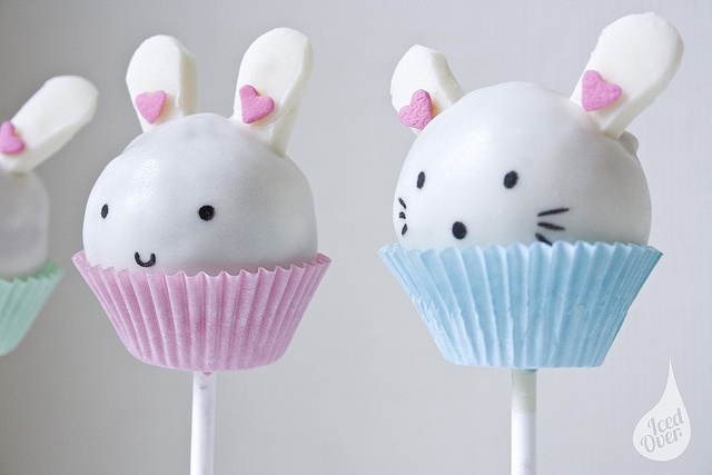 Eek! by Iced Over Cakes, via Flickr