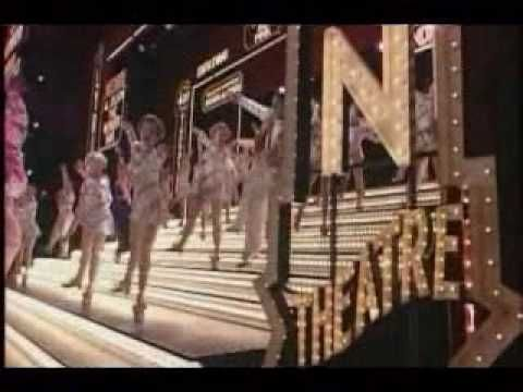 Kate Levering leads the 2001 Broadway revival cast in a performance of the title song '42nd Street' at the Tony Awards.