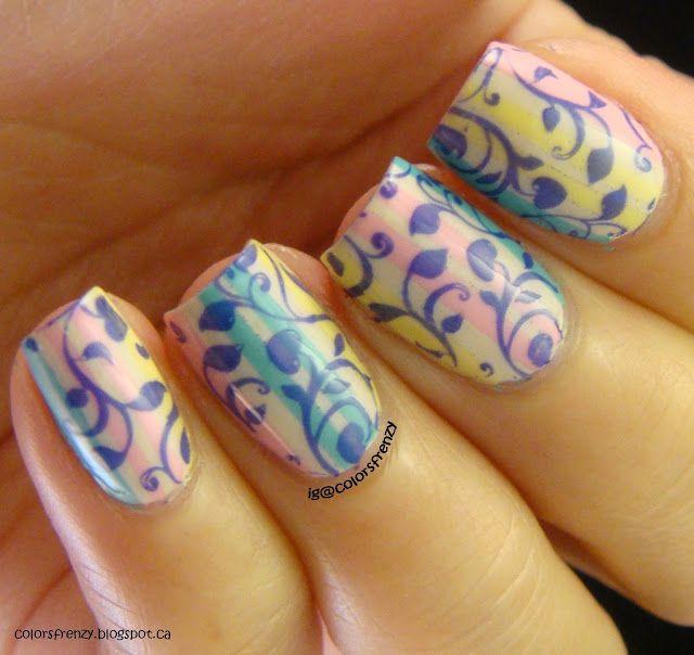 Mejores 75 imágenes de French Nails - Uñas francesas en Pinterest ...