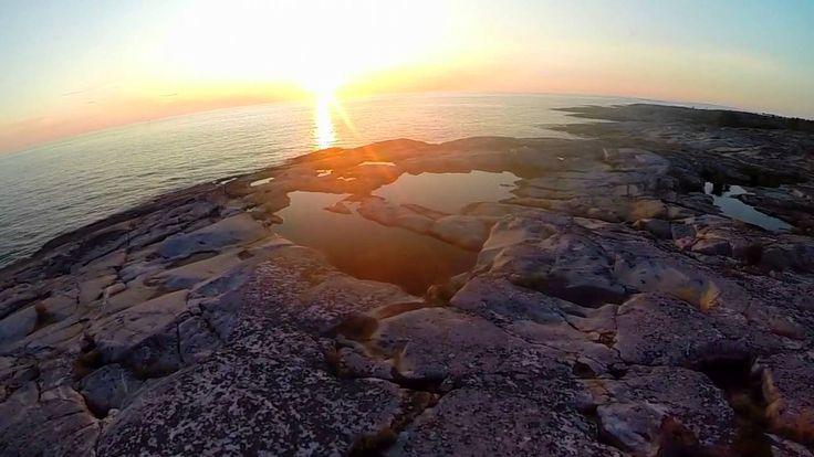 Isokari island - The Jewel of the Bothnian Sea