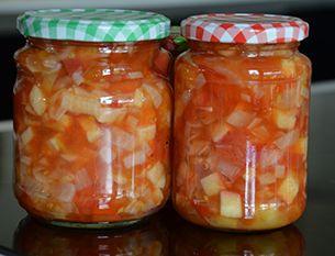 Tomaten-met-appel-chutney