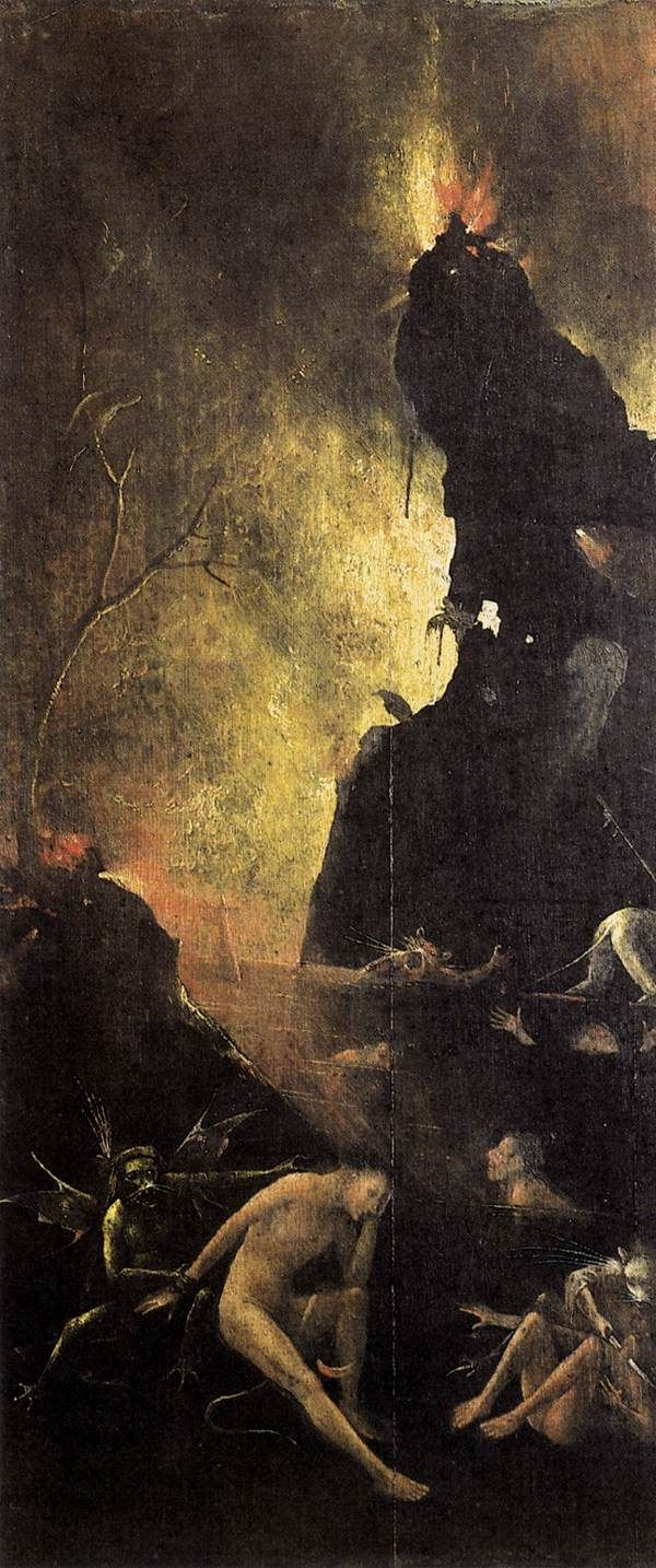Hieronymus Bosch, Hell - Google Search