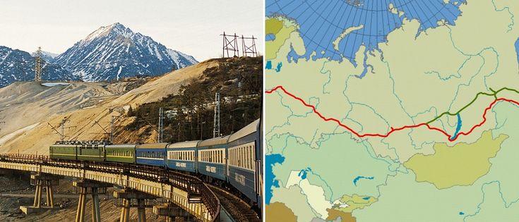 Transsibírska magistrála patrí k najzaujímavejším železničným tratiam na svete a priam k epickým cestám, ktoré nielen spájajú západ s východom, ale aj krajiny, kultúry, tradície a ľudí.
