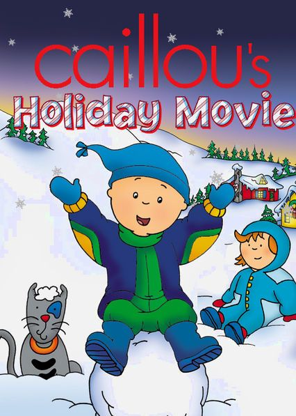 Caillou's Holiday Movie - The cold surge of winter comes to Caillou's house, and with winter comes new responsibilities. Join Caillou in this animated adventure as he helps his father shovel snow, learns about the holidays of other cultures and makes presents for his family.