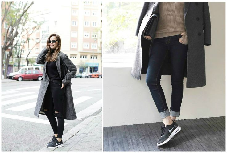 nike air max thea wit outfit