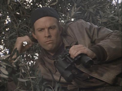 Dwight Schultz as Howling Mad Murdock - THE A-TEAM