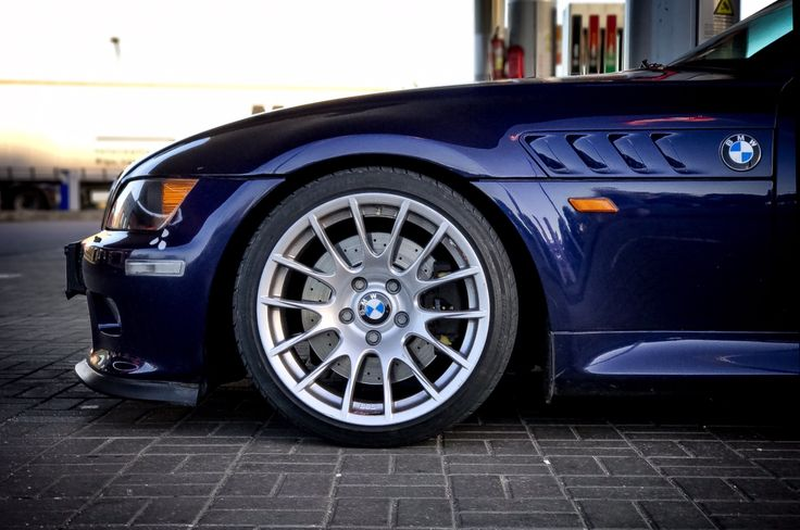 Bmw Wtcc Bbs Original 17 Inch Racing Wheels Fitted On The