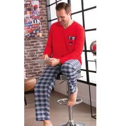Pyjama Picadilly circus