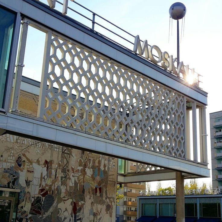 Café Moskau em Berlin, Berlin