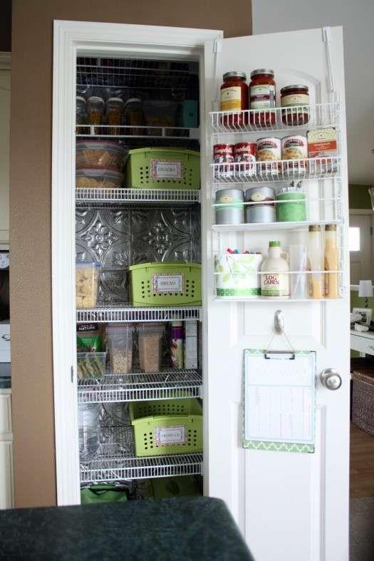 Idee per organizzare la dispensa della cucina  (Foto 37/40) | PourFemme