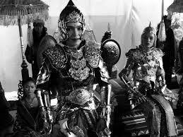 baju zirah indonesia