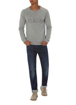 Edwin Donkerblauwe Jeans