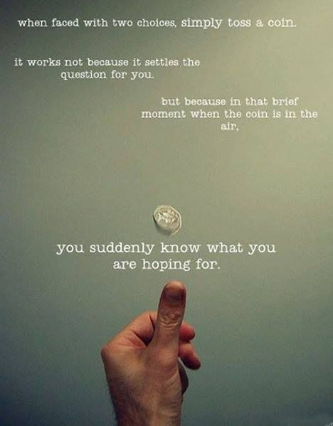 It really is that moment, isn't it?! Image credit: unknown