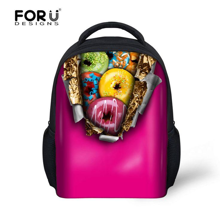 Denim Jeans Cat Printed School Bag For Girls Emoji Sac A Dos Children Bags Kids Schoolbag Mochila Escolar Bookbags