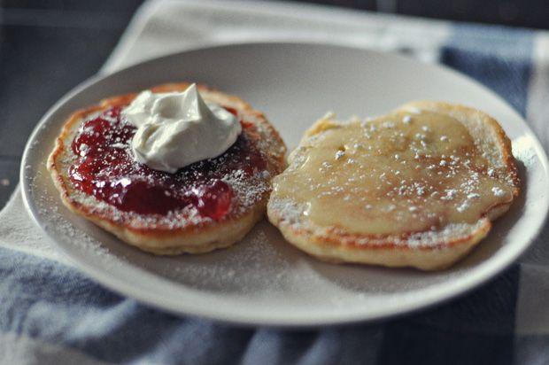 Ukrainian pancakes.