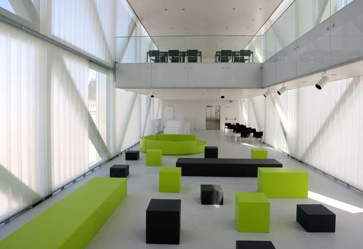 Krea Arts Centre / Roberto Ercilla Arquitectura: Roberto Ercilla, Spain Krea, Centro Culture, Basic Articulation, Ercilla Arquitectura, Centre Roberto, Art Center, Krea Art, Art Centre