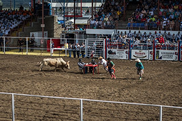 Louisiana State Penitentiary Hosts a Rodeo for Its Inmates | VICE United States