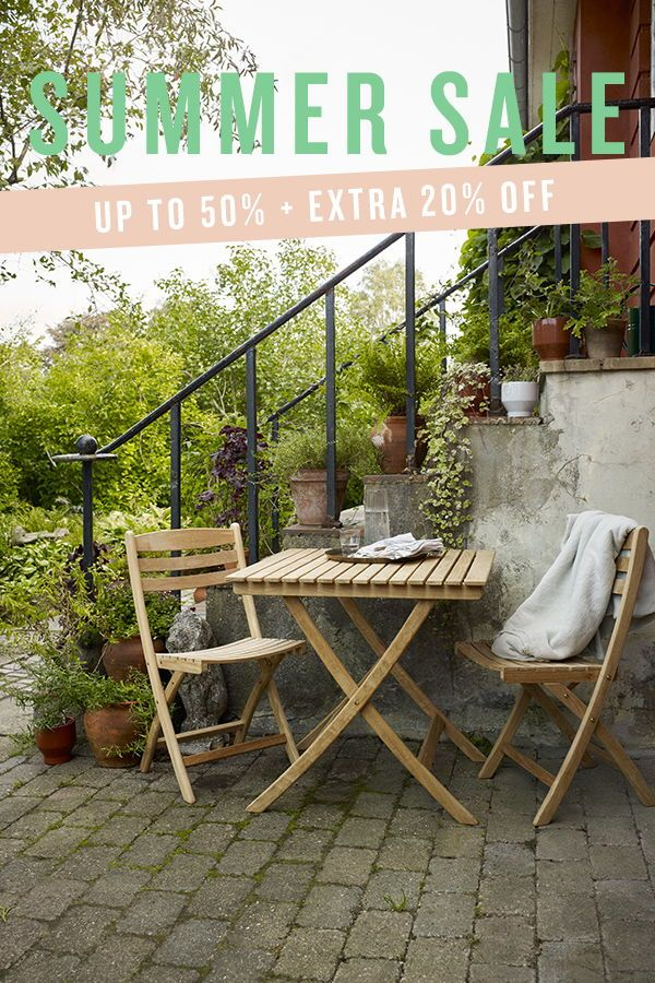Final Sale Extra 20 Off All Sale Items Including Skagerak S Selandia Outdoor Table And Chair U Nordic Design Outdoor Furniture Sets Outdoor Tables And Chairs
