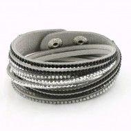 Bracelet Curl Strass