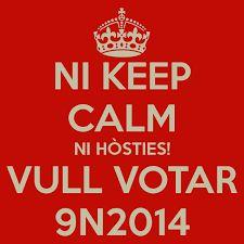 Vull votar!!!