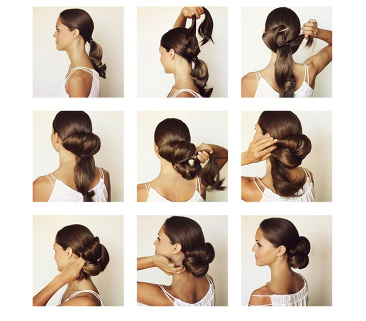 Peinados f ciles para ir a la oficina for Imagenes de oficinas en casa