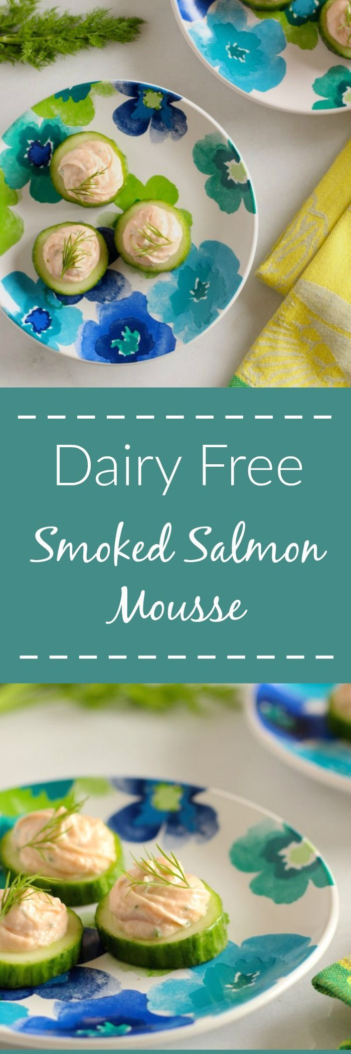 ... about Smoked Salmon Mousse on Pinterest | Smoked Salmon, Salmon