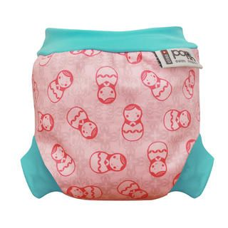 Pop In Swim Nappy - Russian Dolls