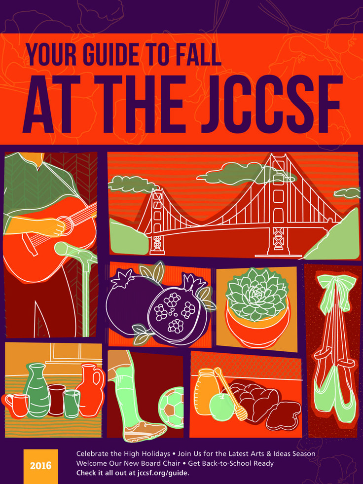 JCCSF Fall Guide 2016 | Flipsnack