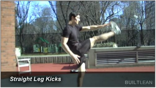 Dynamic Stretching Routines. See also: http://www.runnersworld.com/stretching/dynamic-routine