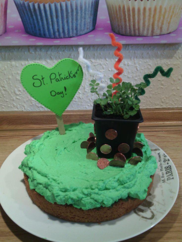 Paddys Day FUN cake!!!