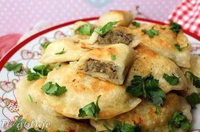 Pierogi z soczewicą i ziemniakami