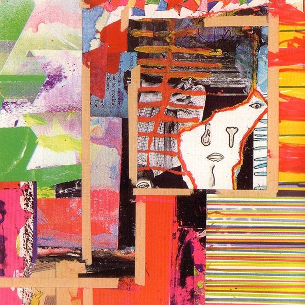 Shinro Ohtake 大竹伸朗 1998 Kristin Hersh - Strange Angels [4AD CAD8003CD] #booklet