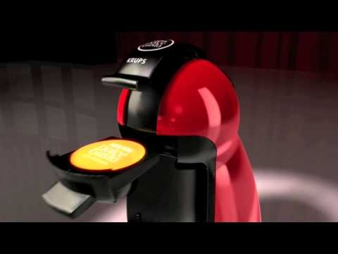 VIDEO - Nescafe Dolce Gusto by Krups KP1006 Piccolo Coffee Maker Review