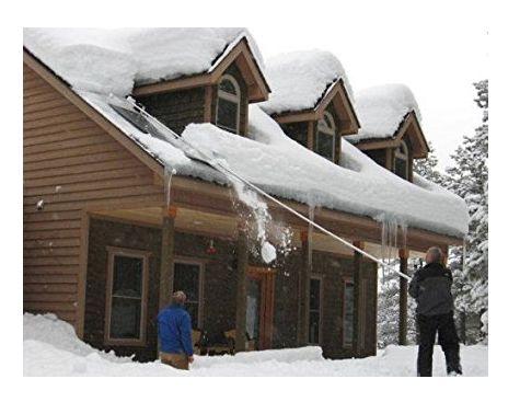 Top 10 Best Snow Roof Rake In 2019 Reviews Best Snow Roof Rake Snow Rake Lawn Garden How To Make Snow