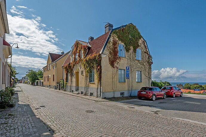 Bild: 6 rum villa på Nygatan 53b, Gotlands kommun Visby-Innerstad-Klinten